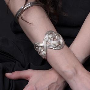 ancientgreekjewellery ancient greek jewellery agj naiades bangles, plexis signature open bangle