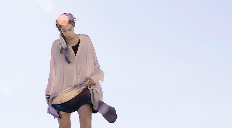tatourammou, silk, shawl, mystic, tatourammou silk shawl