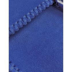 "P a l a c e B l u e _ ""Palace Blue sparkles with energy. Stirring and impressive, a brighter blue fo"