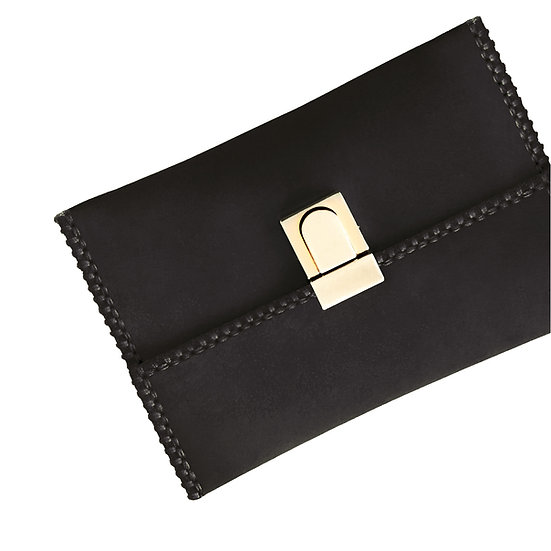 tatourammou  |  Black Clutch bag