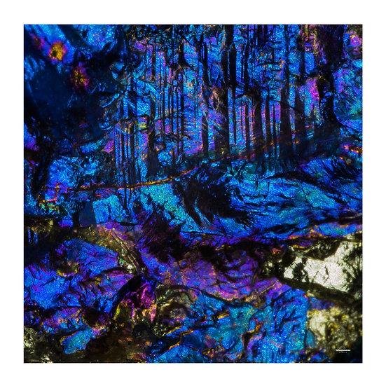 tatourammou |  Mystic silk scarf full print