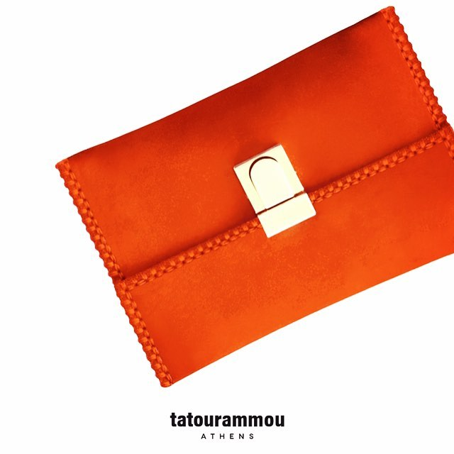 F L A M E _  A red-based orange, Flame, is gregarious and fun loving