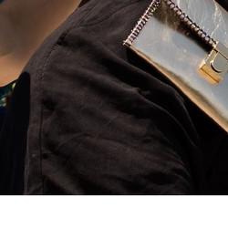 C H A L C O P Y R I T E _  #tatourammou #greekdesigners #handmade #handrolled #silk #shawl #gold #le