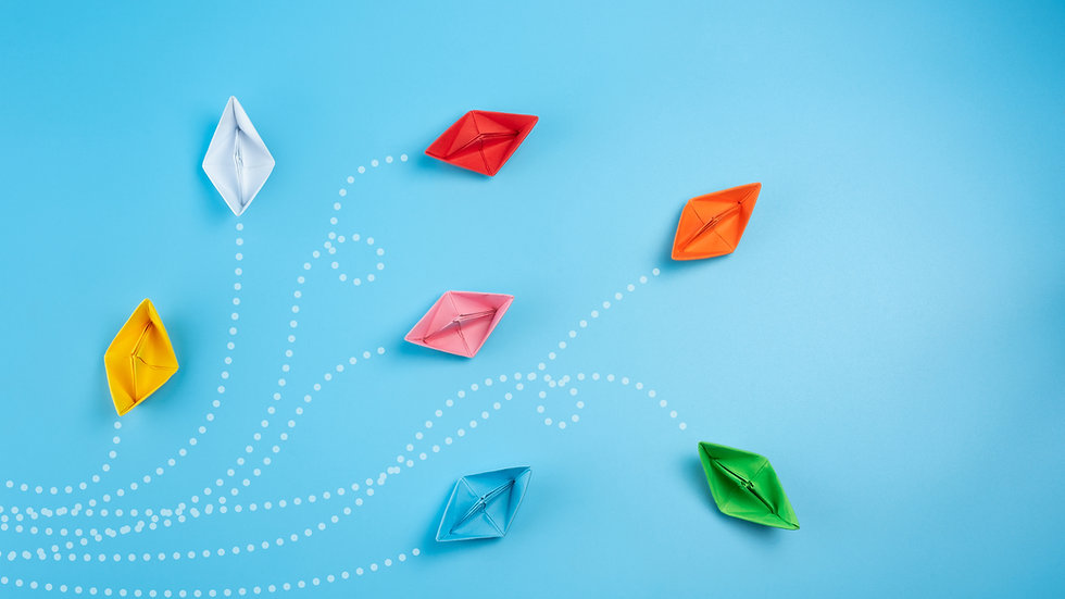Colorful paper boats-destinations.jpg