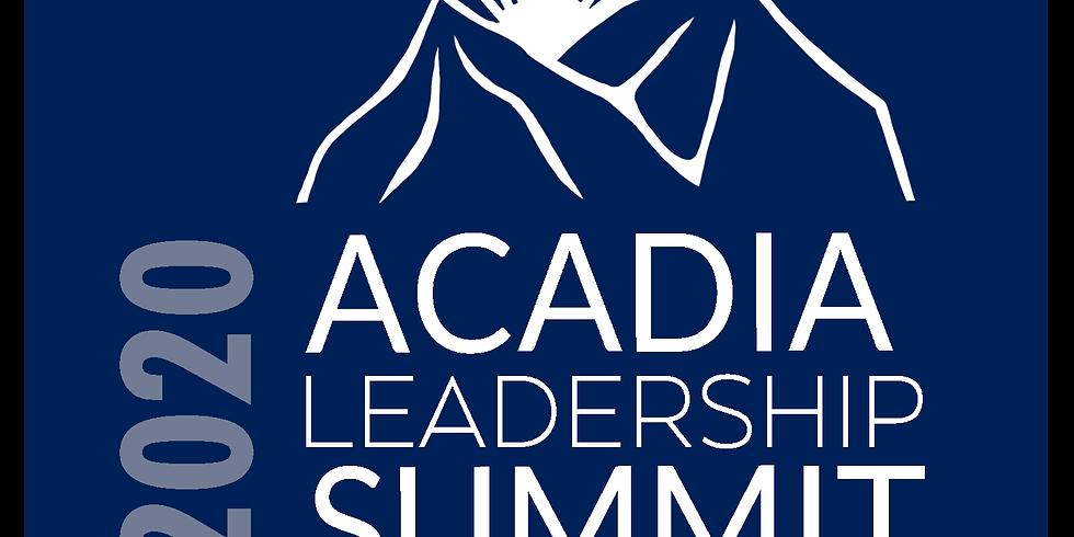 The Maine Leadership Summit