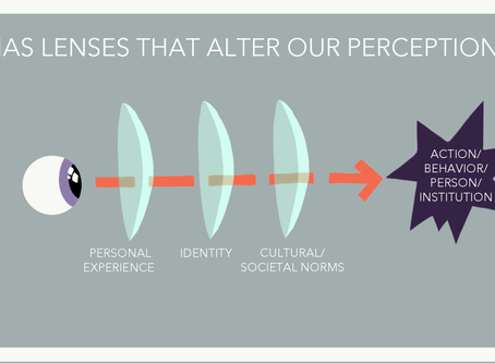 How Bias Influences Perception: Three Lenses