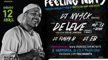 12/04/2014: Festa Feeling Nuts - 5ª Edição
