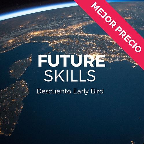 Descuento contra la procrastinación - Future Skills 2019-2
