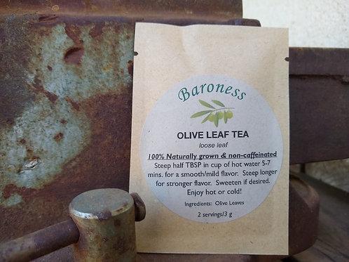 Olive Leaf Tea 4 Two Mini