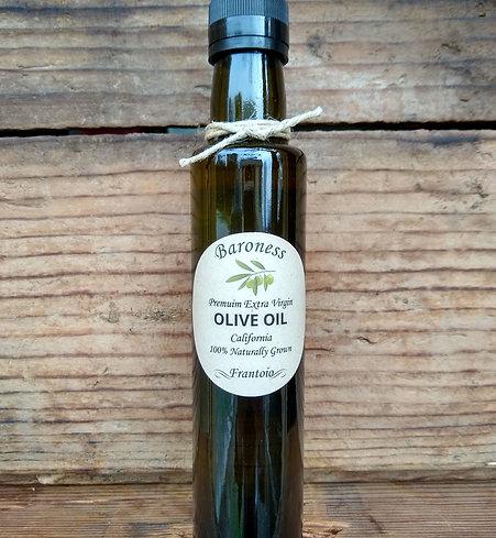 8.5 oz Bottle Extra Virgin Olive Oil - Frantoio
