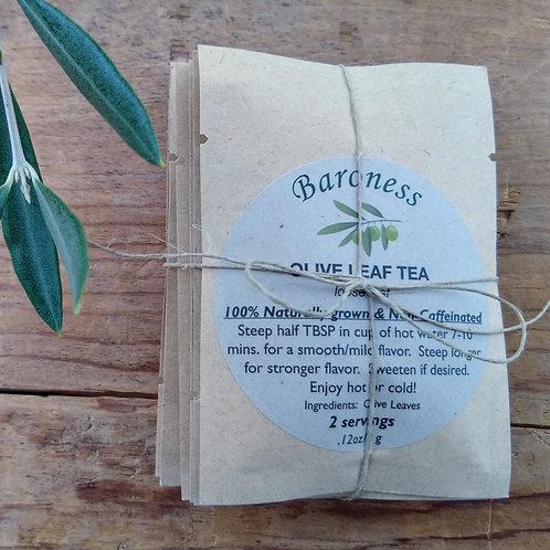 Olive Leaf Tea Mini 6 pack