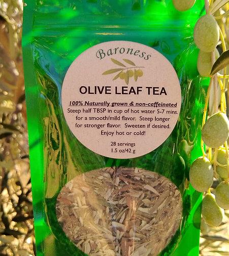 Olive Leaf Tea 1.5oz/42g