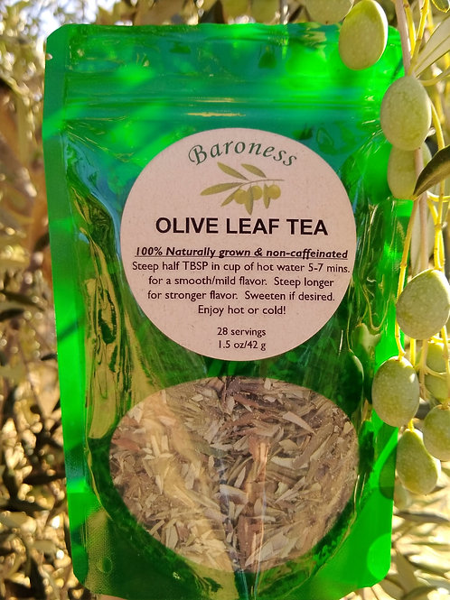 Olive Leaf Tea 1.5oz/42g