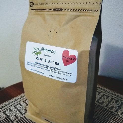 Olive Leaf Tea / Tea Lovers 1 lb.