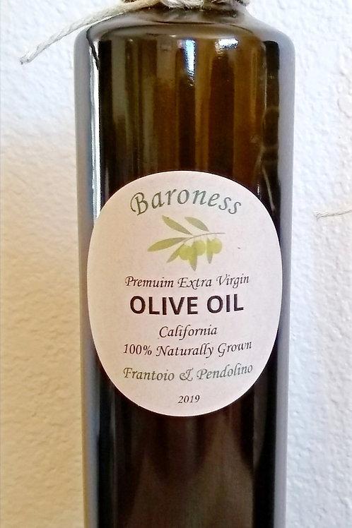 17oz Bottle Extra Virgin Olive Oil - Frantoio & Pendolino