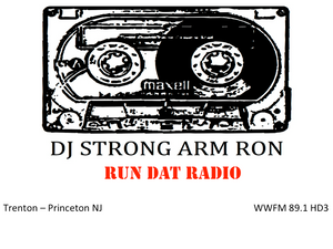 This image is also a link to the Run Dat radio show. Click to listen!