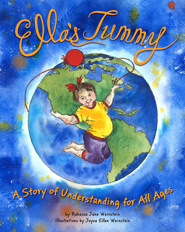 Ella's Tummy is a children's book on bullying.