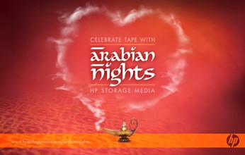 HP Arabian Nights Promotion