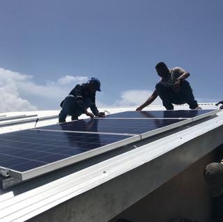 Aren't solar panels cool?
