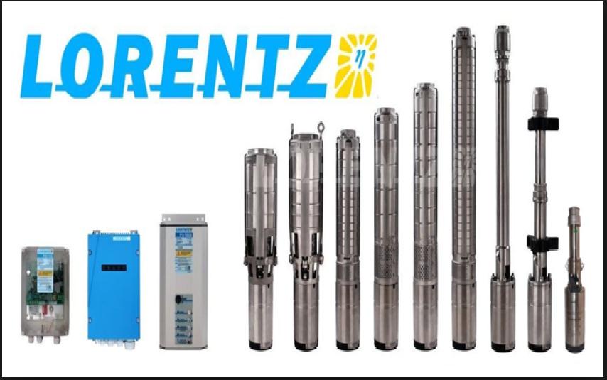 Lorentz PS2 Pumps