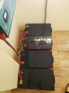 25A Gel Batteries