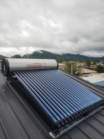 200L Solar Water Heater in Tunapuna for