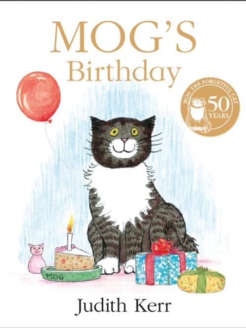 Mog's Birthday