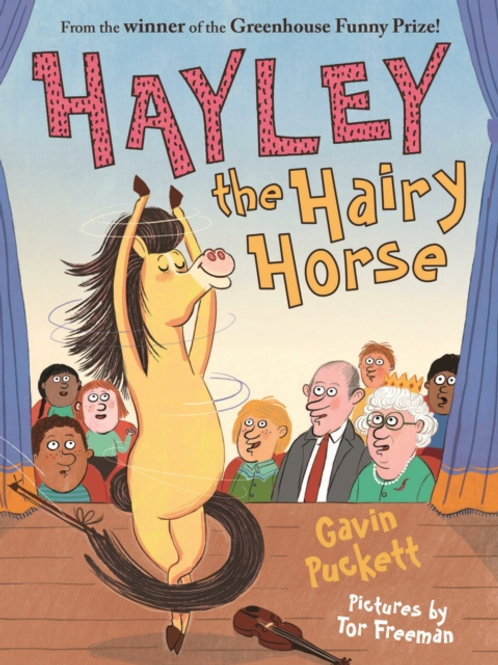 Hayley the Hairy Horse