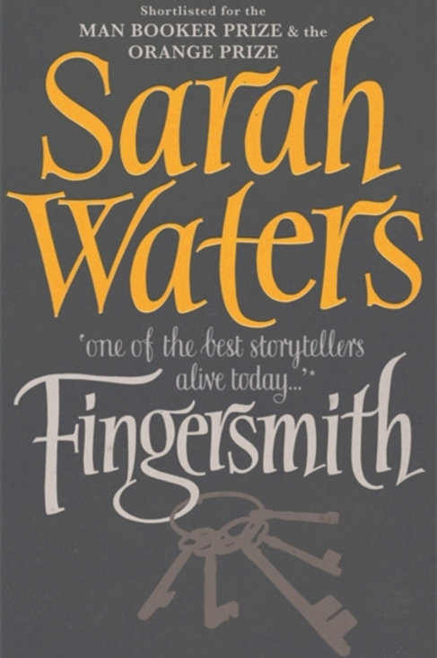 Fingersmith : shortlisted for the Booker Prize