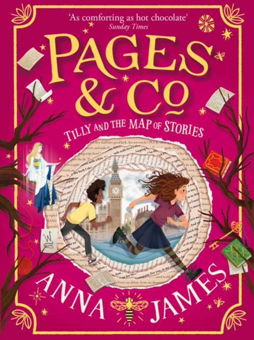 Pages & Co.: Tilly and the Map of Stories : 3