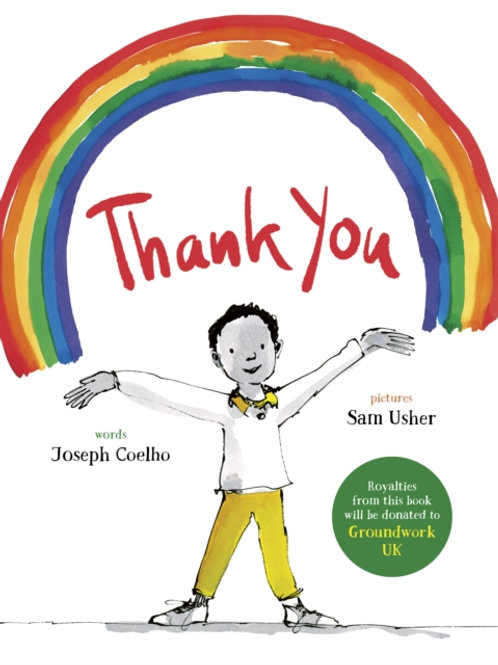Thank You : A story celebrating key workers and the NHS