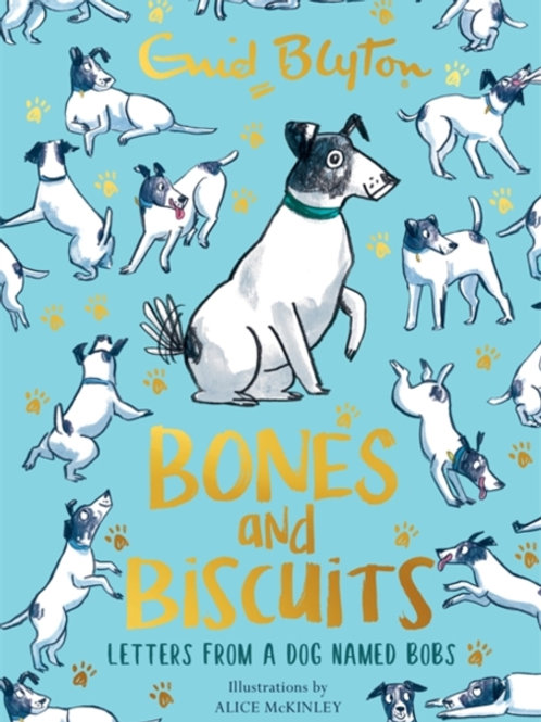 Bones and Biscuits : Letters from a Dog Named Bobs