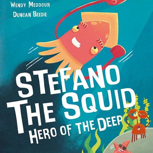 Stefano the Squid : Hero of the Deep