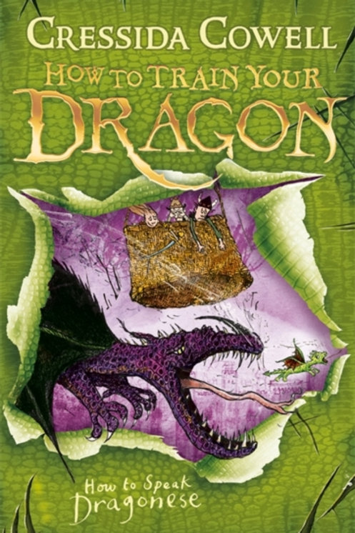 How to Train Your Dragon: How To Speak Dragonese : Book 3