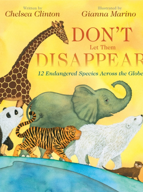 Don't Let Them Disappear