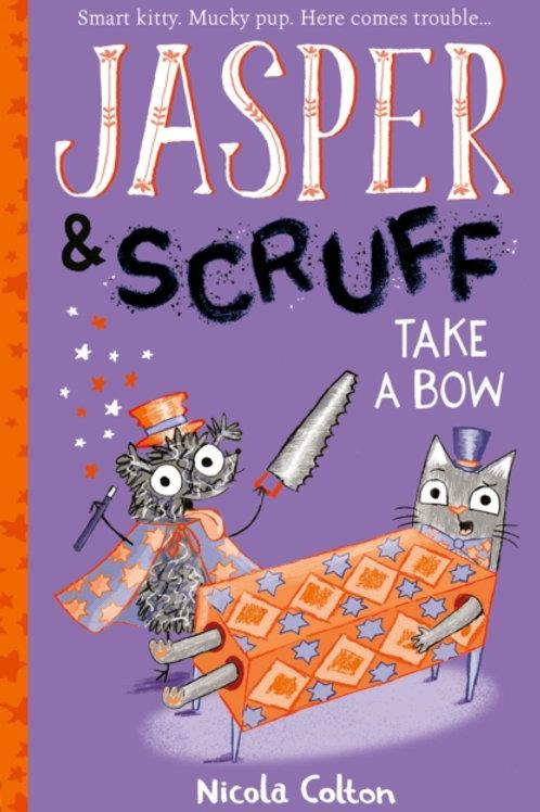 Jasper and Scruff: Take A Bow