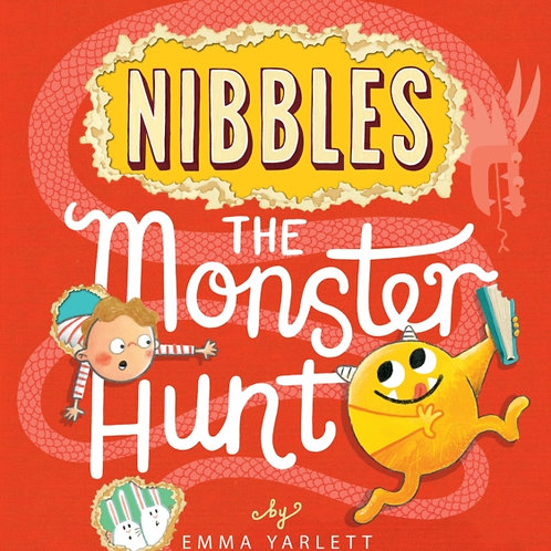 Nibbles the Monster Hunt : 3