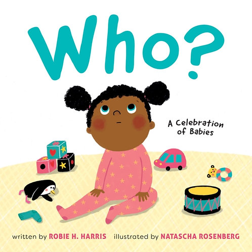 Who? : A Celebration of Babies