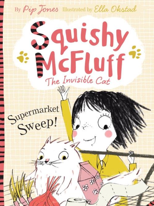 Squishy McFluff: Supermarket Sweep!