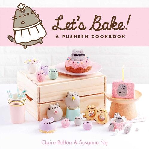 Let's Bake : A Pusheen Cookbook