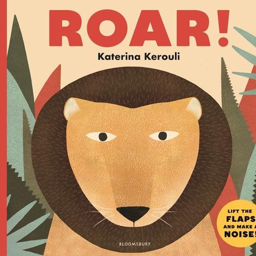 Roar : A Book of Animal Sounds