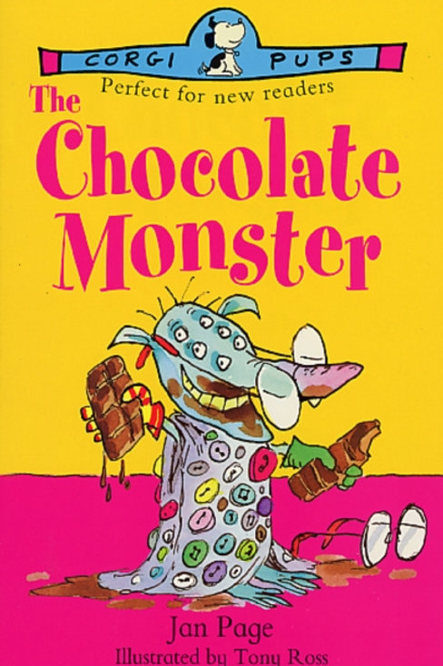 The Chocolate Monster