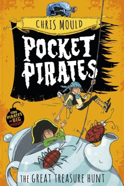Pocket Pirates: The Great Treasure Hunt : Book 4