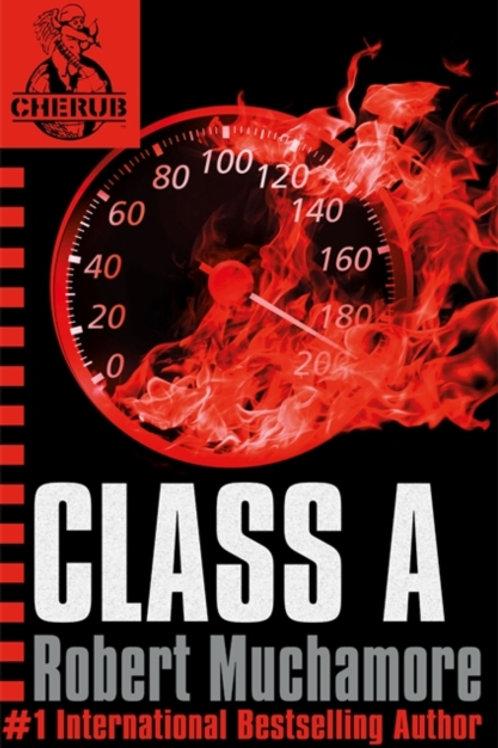 CHERUB: Class A : Book 2