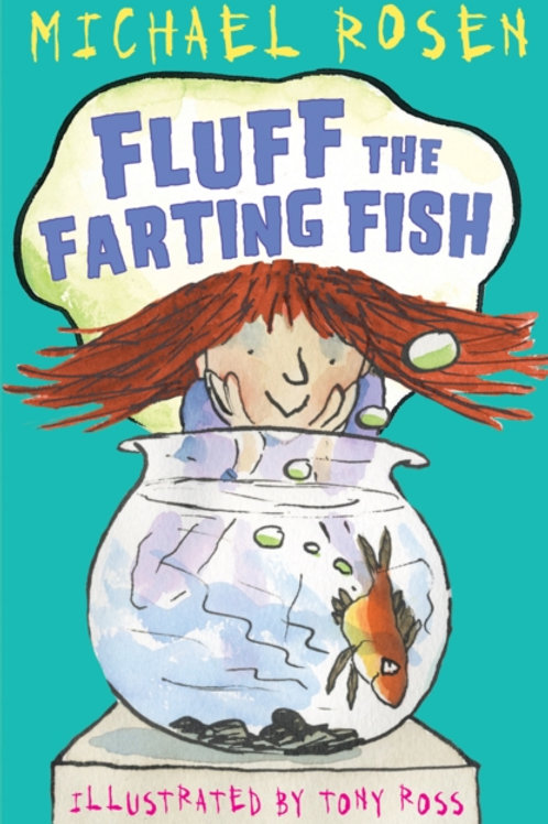 Fluff the Farting Fish