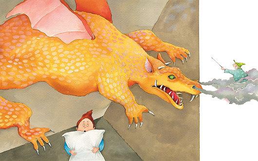 Bruno e o dragão