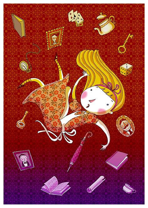 Alice na Toca do Coelho