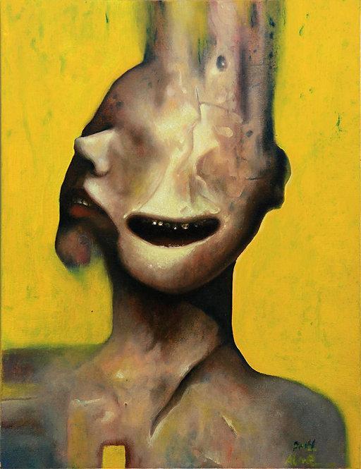 Retrato amarelo