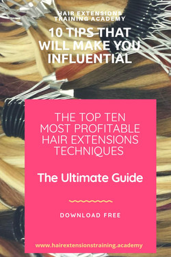 top 10 profitable hair extensions techni