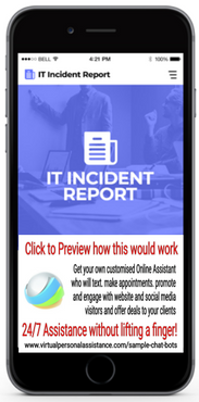 IT-Incident-Report-chatbot-sample